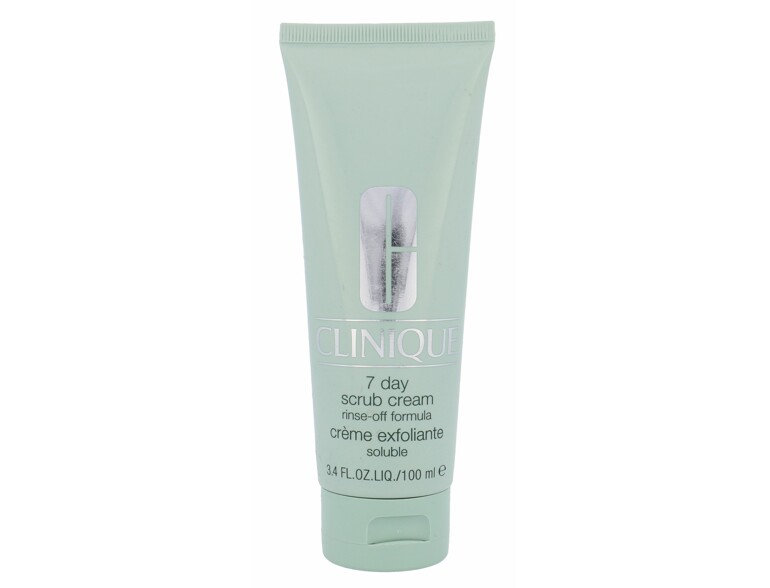 Peeling Clinique 7 Day Scrub Cream 100 ml Tester