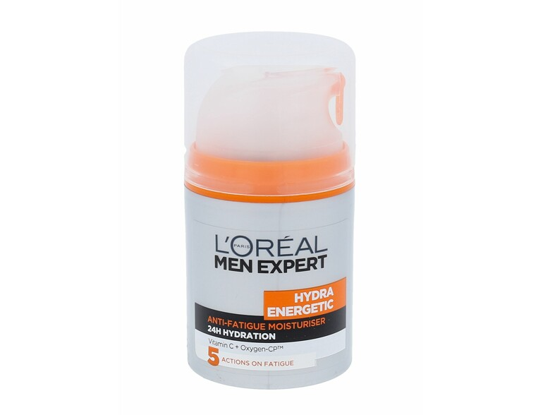 Tagescreme L´Oréal Paris Men Expert Hydra Energetic Daily Moisturising Lotion 50 ml