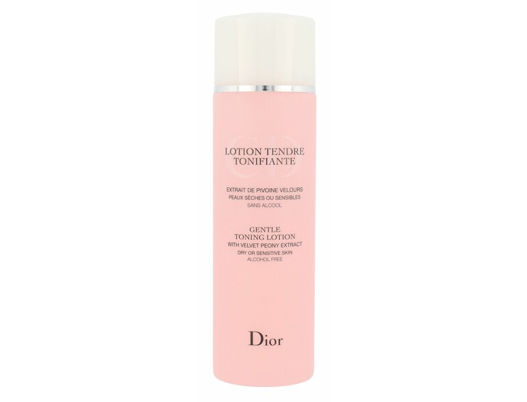 Lotion nettoyante Christian Dior Gentle Toning Lotion 200 ml