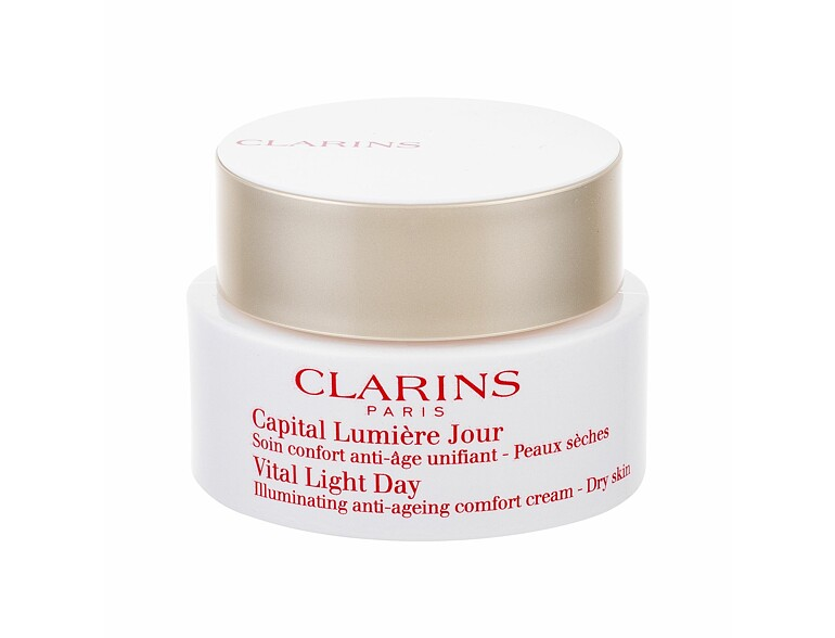 Tagescreme Clarins Vital Light 50 ml