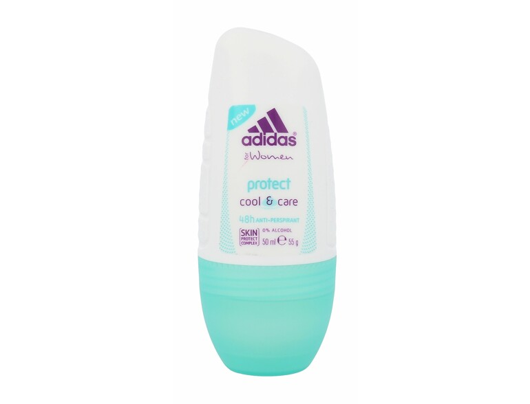 Antiperspirant Adidas Protect For Women 48h 50 ml