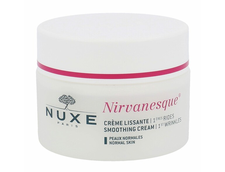 Tagescreme NUXE Nirvanesque Smoothing Cream 50 ml Tester