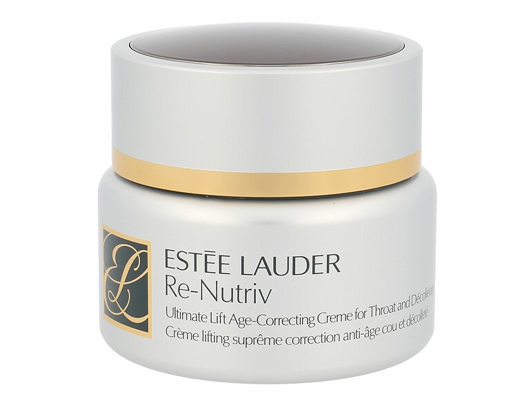 Creme für Hals & Dekolleté Estée Lauder Re-Nutriv Ultimate Lift 50 ml
