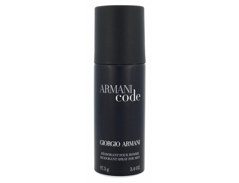 Homme Parfumcity ch Déodorant Armani Code Pour Giorgio 34q5RjLA