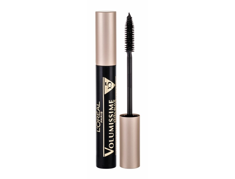 Mascara L´Oréal Paris Volumissime x5 7,5 ml Extra Black