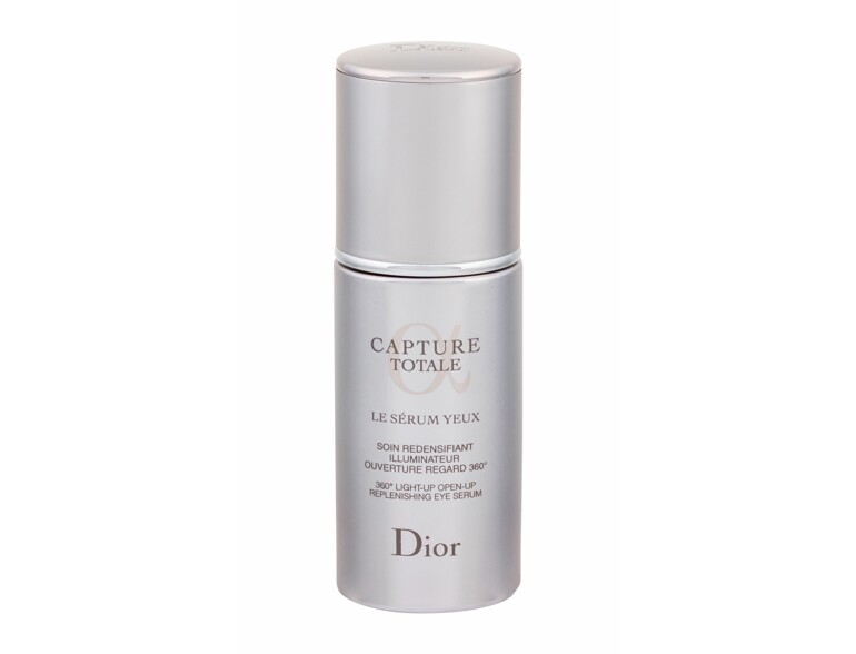 Augencreme Christian Dior Capture Totale Replenishing Eye Serum 15 ml