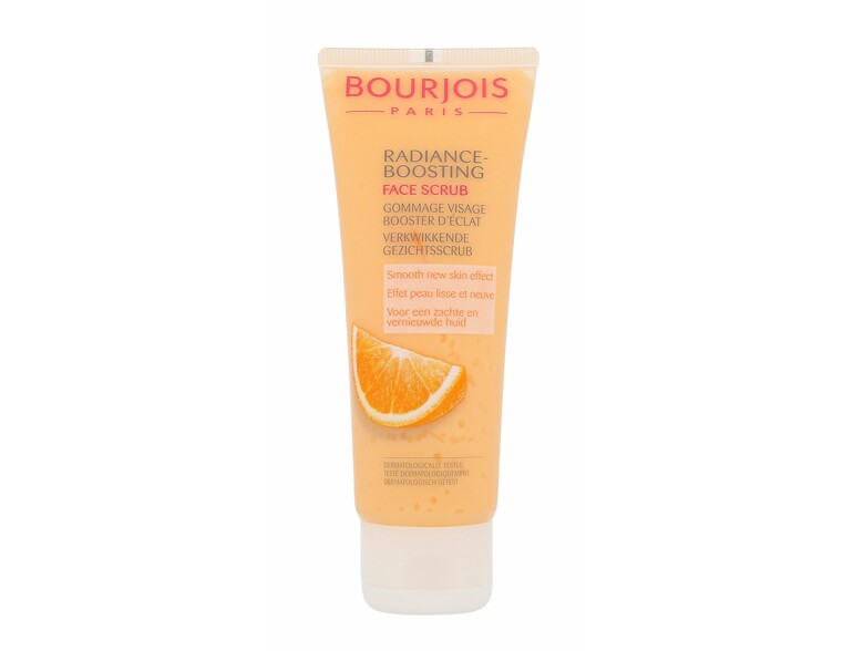Peeling per il viso BOURJOIS Paris Radiance Boosting 75 ml