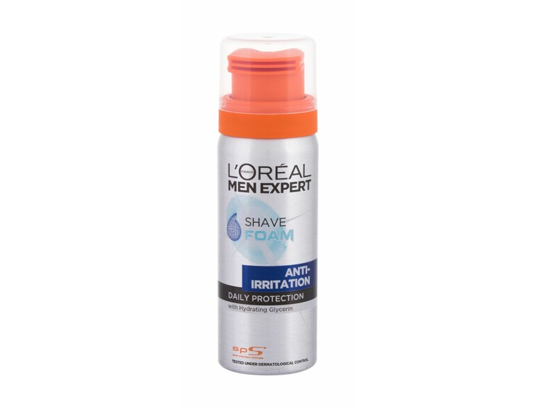 Rasierschaum L´Oréal Paris Men Expert Anti-Irritation 50 ml
