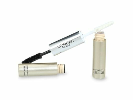 Mascara L´Oréal Paris Double Extension Ceramide 12 ml Black