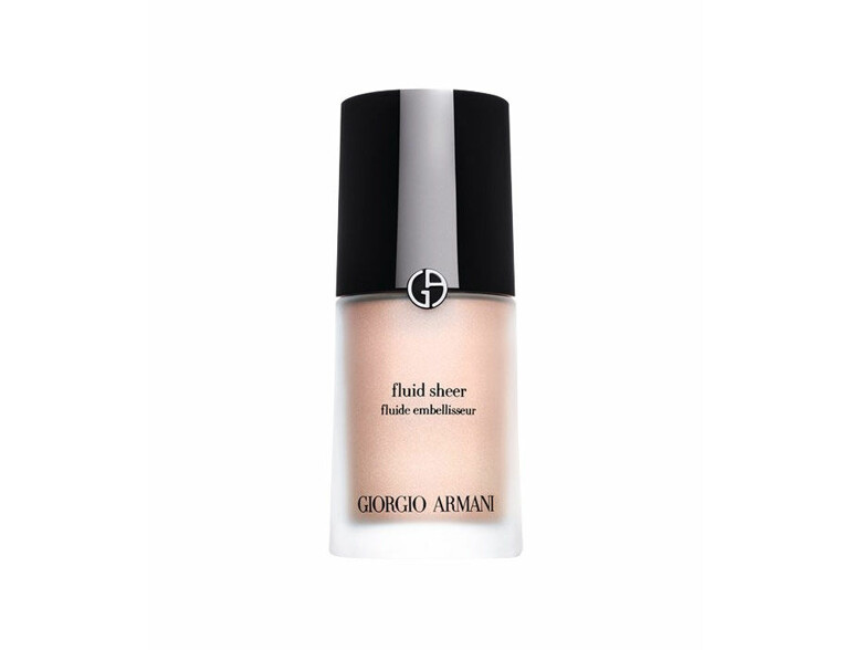 Make-up Giorgio Armani Fluid Sheer 30 ml 3 Copper
