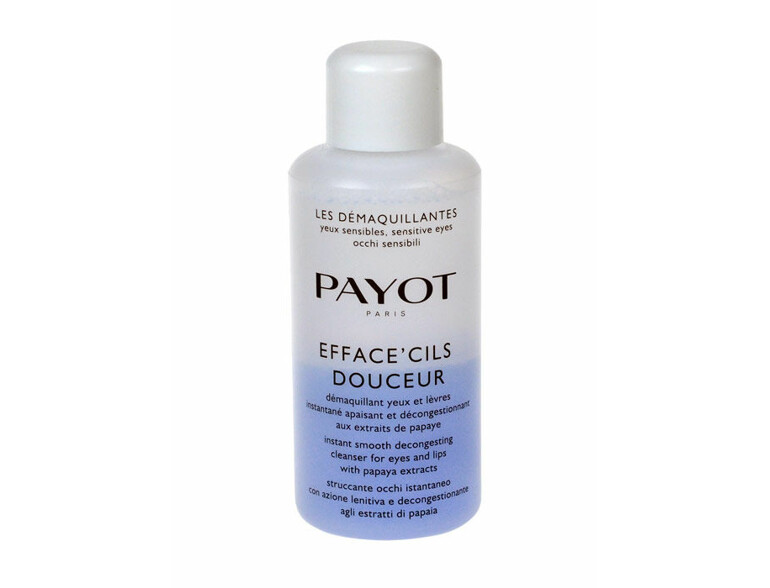 Augen-Make-up-Entferner PAYOT Les Démaquillantes For Eyes And Lips 200 ml