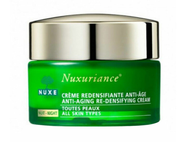 Nachtcreme NUXE Nuxuriance Anti-Aging 50 ml