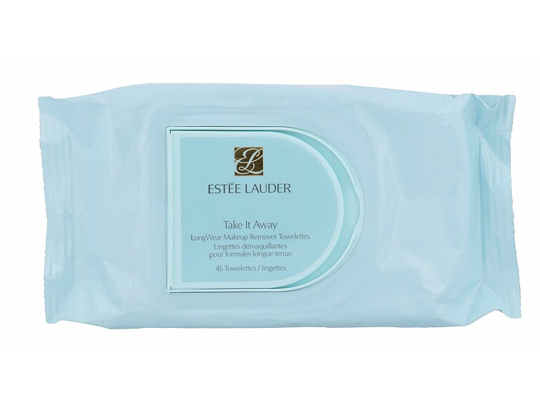 Lingettes démaquillantes Estée Lauder Take It Away 45 St. Tester
