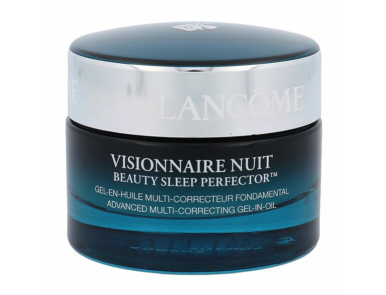 Nachtcreme Lancome Visionnaire Gel In Oil 50 ml