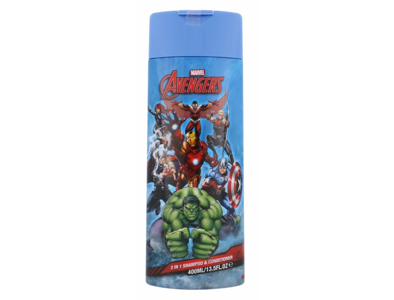 Shampoo Marvel Avengers 2in1 Shampoo & Conditioner 400 ml