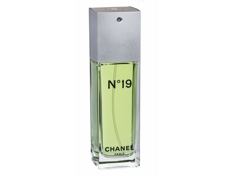 Eau de Toilette Chanel No. 19 100 ml