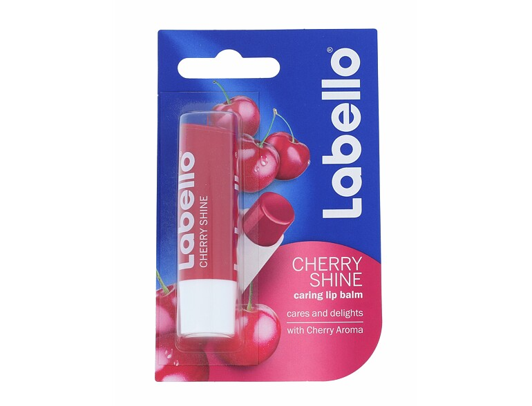 Baume à lèvres Labello Cherry Shine 5,5 ml