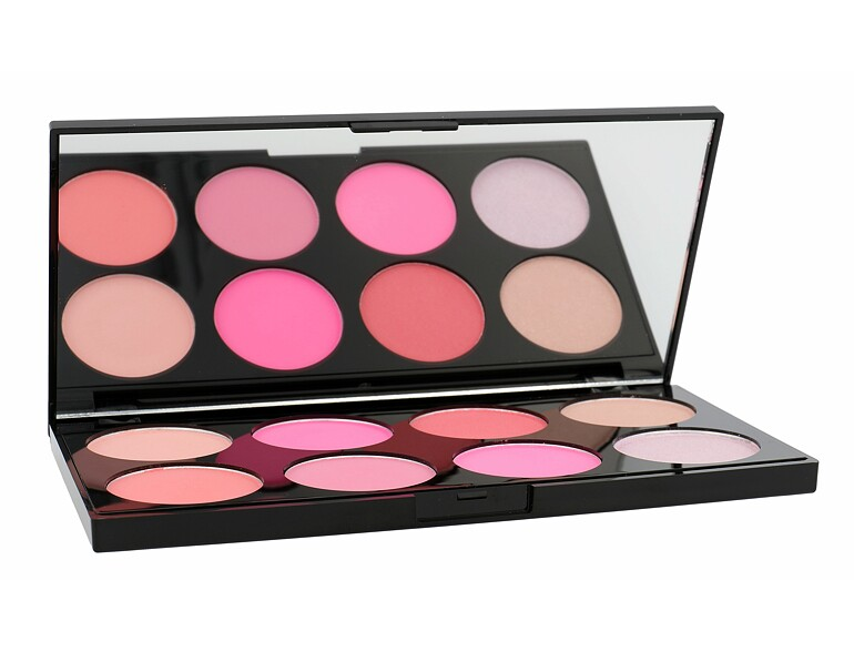 Rouge Makeup Revolution London Ultra Blush Palette 13 g All About Pink