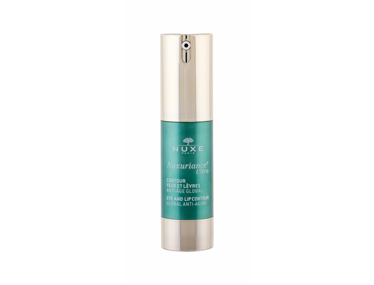 Augencreme NUXE Nuxuriance Ultra Eye And Lip Contour 15 ml