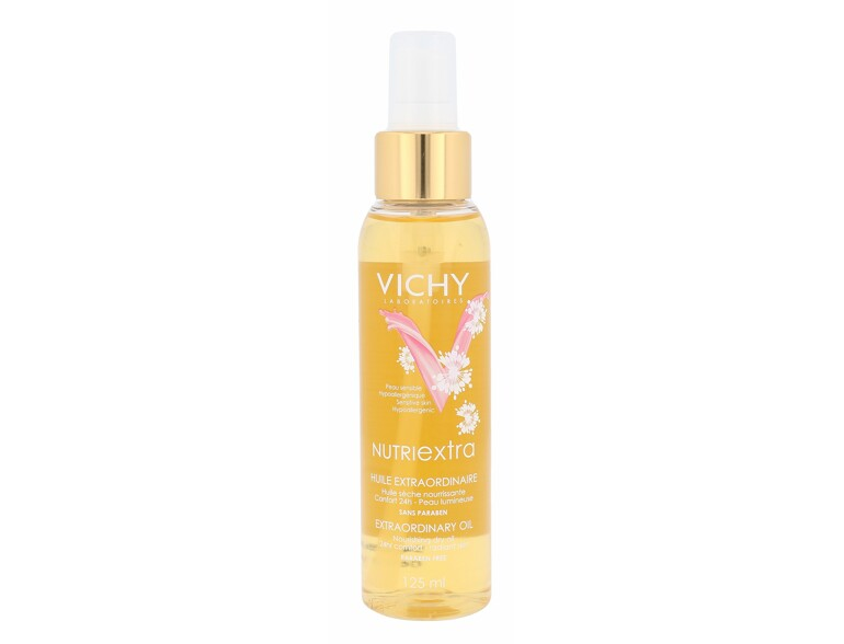 Huile corps Vichy Nutriextra 125 ml
