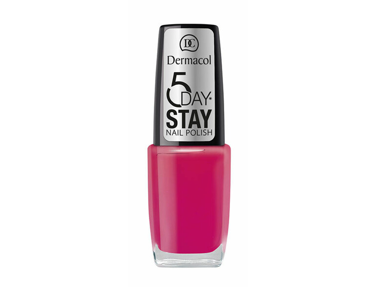 Nagellack Dermacol 5 Day Stay 10 ml 01