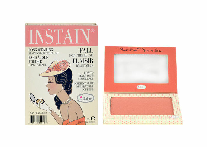 Rouge TheBalm Instain 6,5 g Swiss Dot
