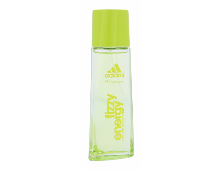 Eau de toilette Adidas Fizzy Energy For Women 50 ml