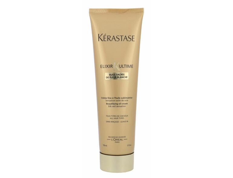 Baume et soin des cheveux Kérastase Elixir Ultime Beautifying Oil Cream 150 ml