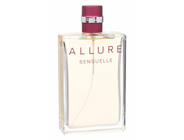 Eau de toilette Chanel Allure Sensuelle 100 ml