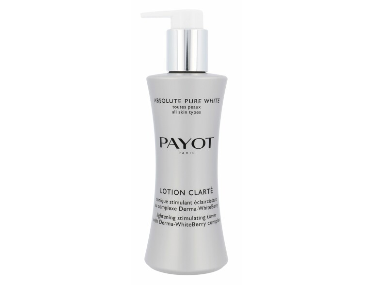 Reinigungswasser PAYOT Absolute Pure White Lotion Clarte Lighening Toner 200 ml