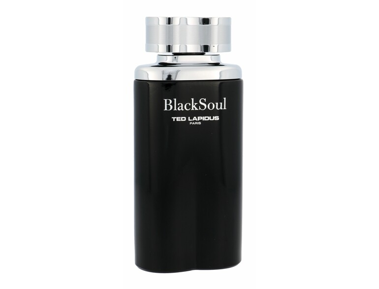 Eau de Toilette Ted Lapidus Black Soul 100 ml