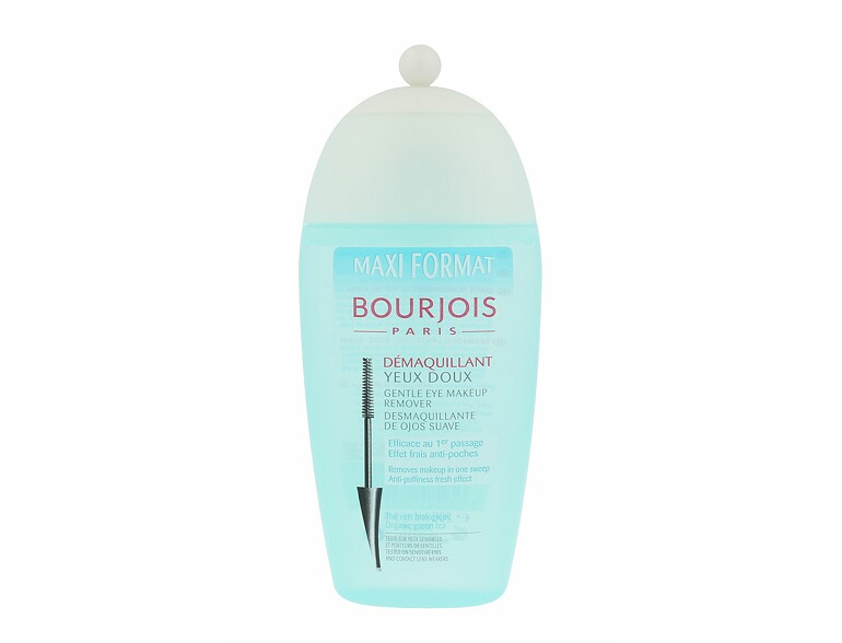 Augen-Make-up-Entferner BOURJOIS Paris Gentle Eye Makeup Remover 200 ml