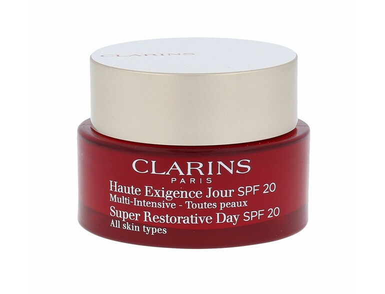 Tagescreme Clarins Age Replenish Super Restorative Day SPF20 50 ml