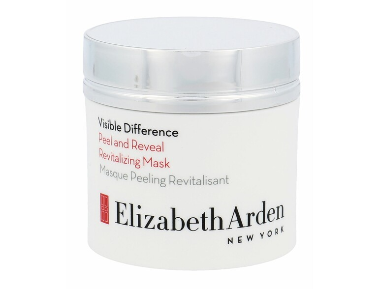 Gesichtsmaske Elizabeth Arden Visible Difference Peel And Reveal 50 ml