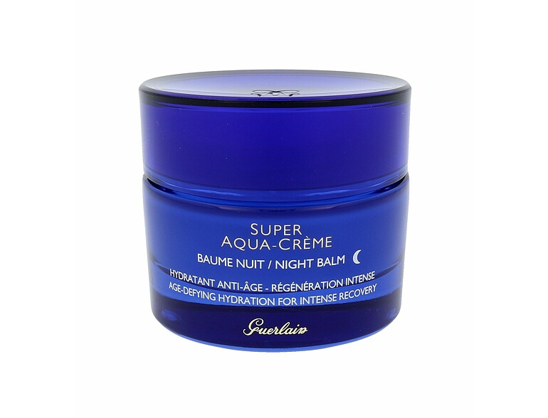 Nachtcreme Guerlain Super Aqua Créme Night Balm 50 ml