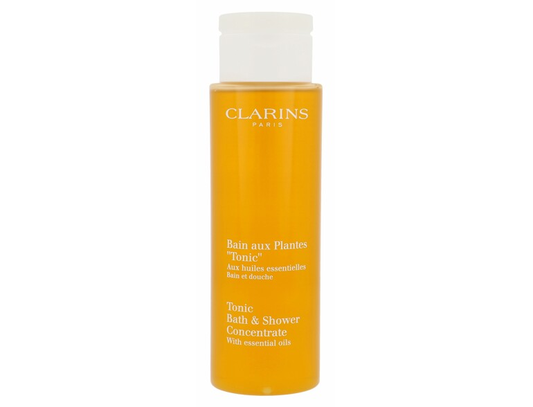 Duschgel Clarins Age Control & Firming Care Tonic Bath & Shower Concentrate 200 ml