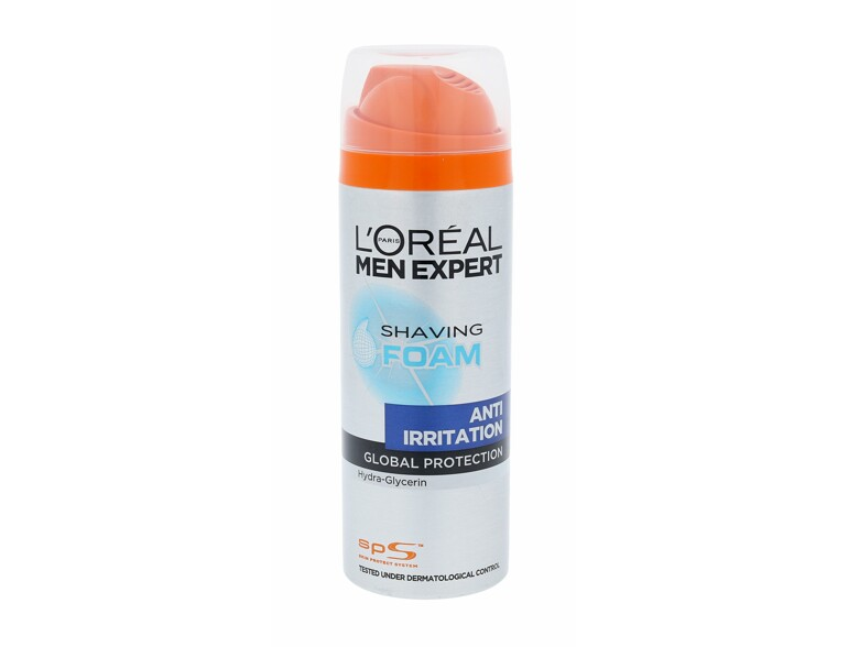 Rasierschaum L´Oréal Paris Men Expert Anti-Irritation 200 ml