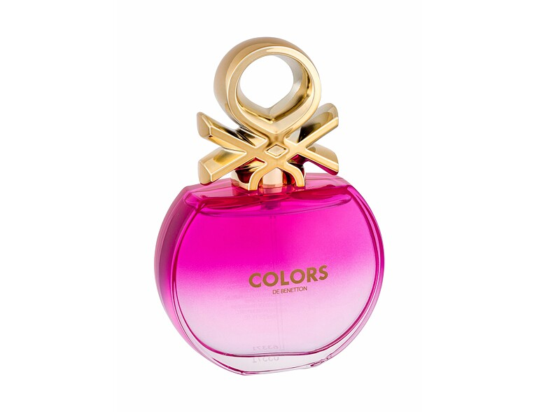 Eau de Toilette Benetton Colors de Benetton Pink 80 ml