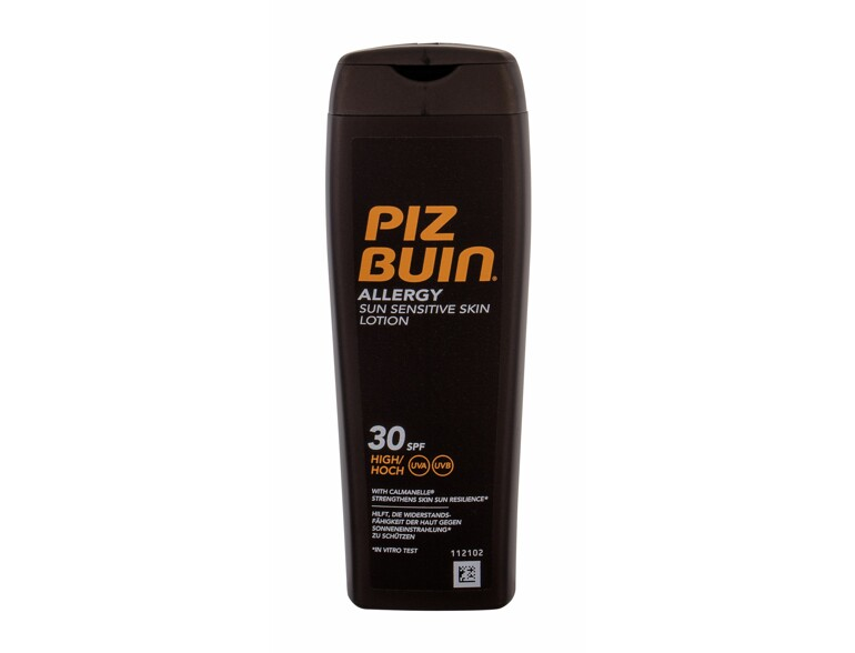 Sonnenschutz PIZ BUIN Allergy Sun Sensitive Skin Lotion SPF30 200 ml