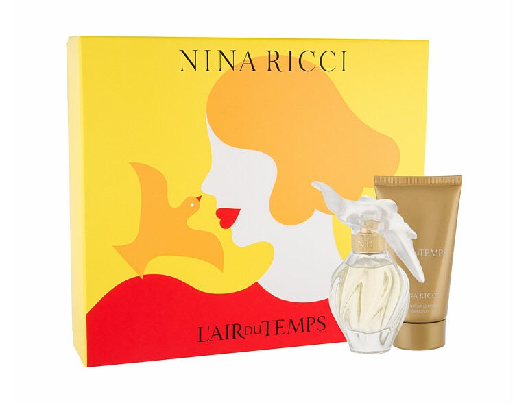 Eau de Toilette Nina Ricci L´Air Du Temps 50 ml Sets