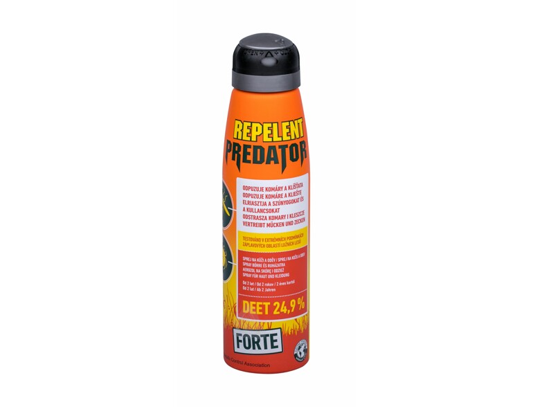 Repellent PREDATOR Repelent Forte 150 ml