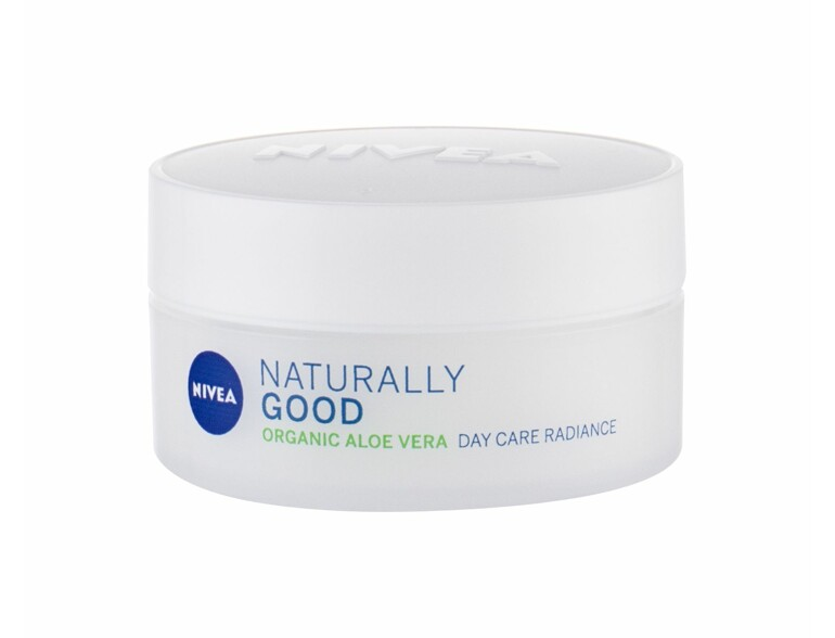 Crema giorno per il viso Nivea Naturally Good Aloe Vera 50 ml