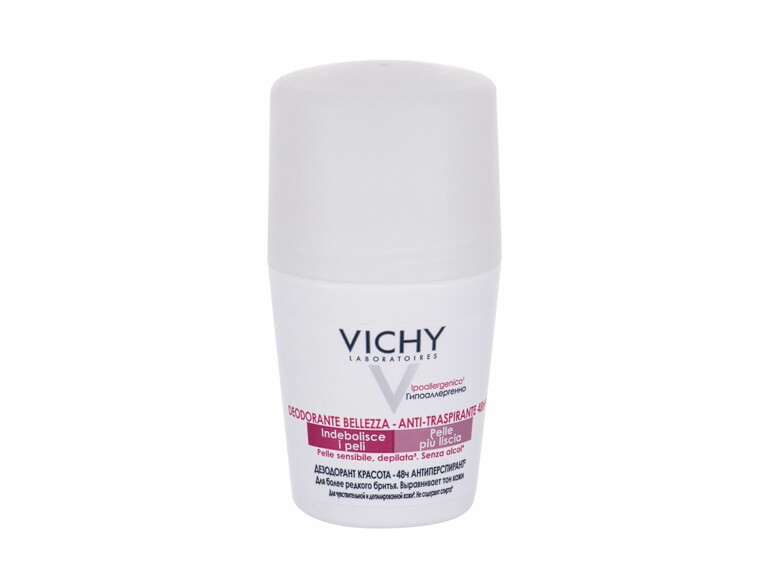 Antiperspirant Vichy Deodorant 48h Beauty 50 ml