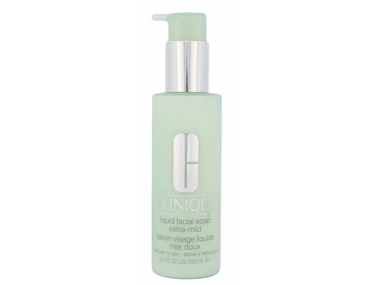 Reinigungsmilch Clinique Liquid Facial Soap Extra Mild 200 ml Tester