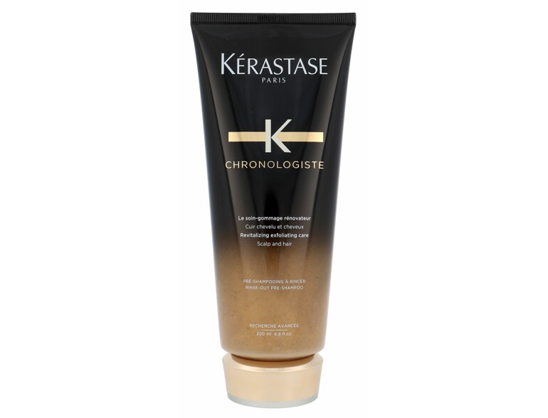 Trattamenti per capelli Kérastase Chronologiste Revitalizing Exfoliating Care 200 ml