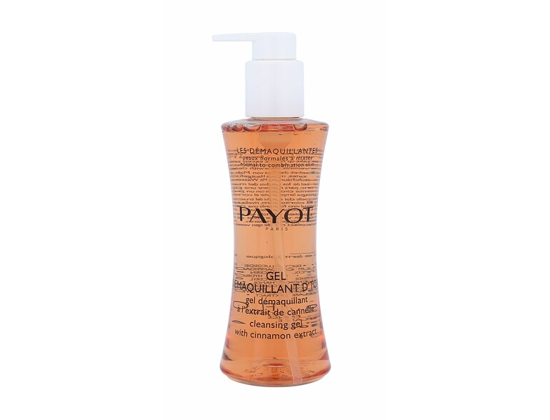 Reinigungsgel PAYOT Les Démaquillantes Cleasing Gel With Cinnamon Extract 200 ml