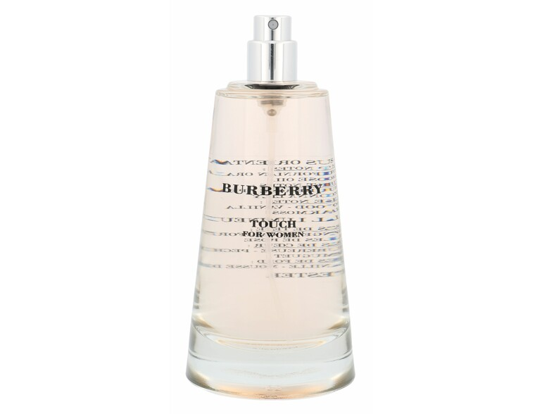 Eau de Parfum Burberry Touch For Women 100 ml Tester