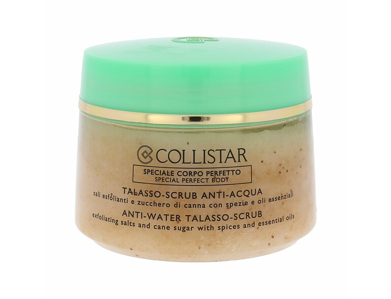 Körperpeeling Collistar Special Perfect Body Anti Water Talasso Scrub 700 g