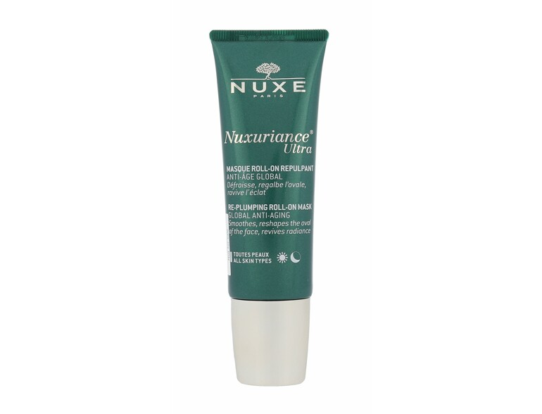 Gesichtsmaske NUXE Nuxuriance Ultra Re-Plumping Roll-On Mask 50 ml Tester