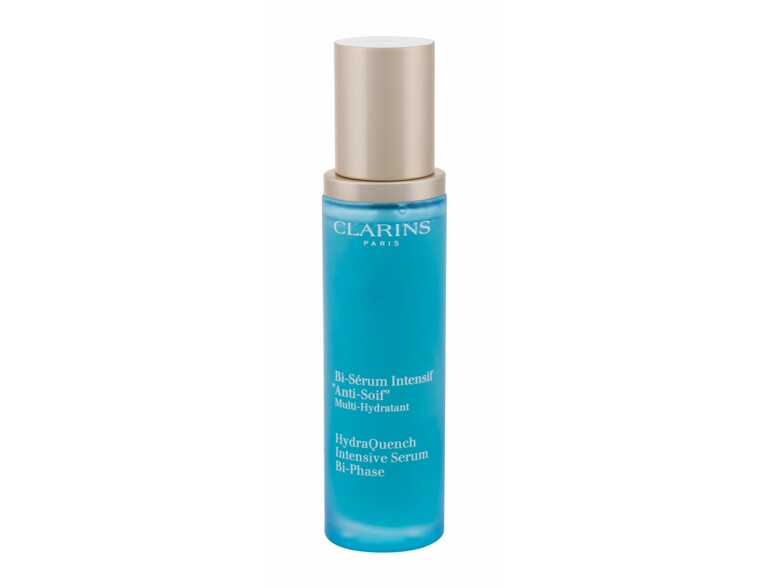 Sérum visage Clarins HydraQuench Intensive Serum Bi Phase 50 ml